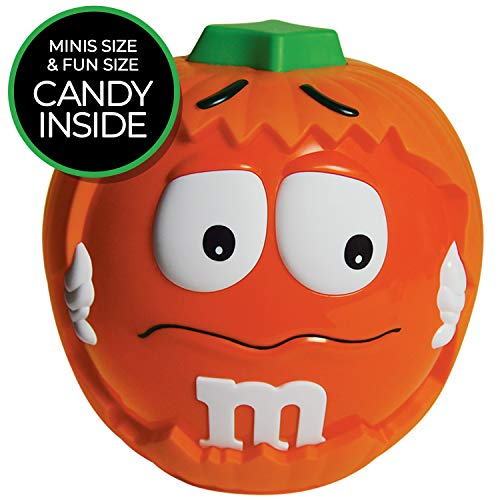 Catch The Candy Halloween 1 (SNICKERS, MILKY WAY, 3 MUSKETEERS & Milk Chocolate M&M'S Halloween Candy Variety Mix 24.45 Ounce M&M'S Pumpkin Party)