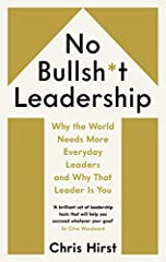 """""""A brilliant set of leadership tools that will help you succeed whatever your goal"""" - Sir Clive Woodward              Leadership is not some special club, open only to elites. It's not a gold star given to those with fancy tit..."""