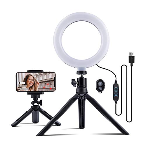 amazing selfie ring light