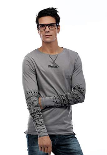 RODID Forarm Print Full Sleeve T Shirt