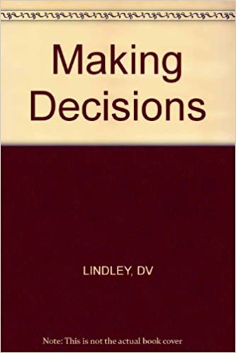 Book Making Decisions