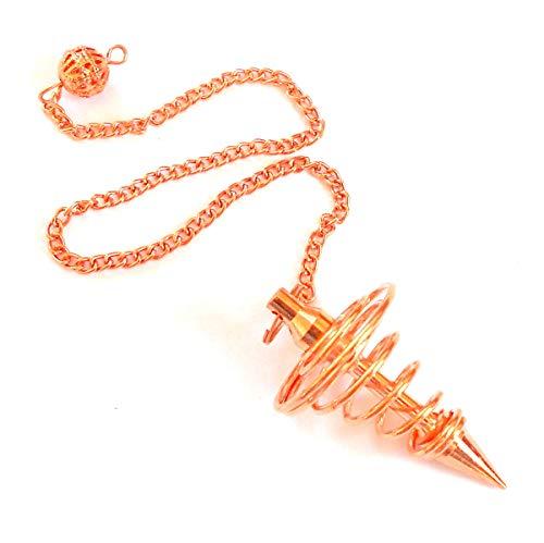 - earthegy Copper Oracle Pendulum
