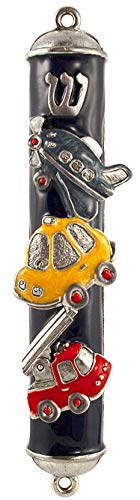 Quest Collection Cars Mezuzah