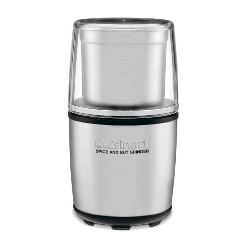 Cuisinart SG-10 Electric Spice-and-Nut Grinder (Certified Refurbished)