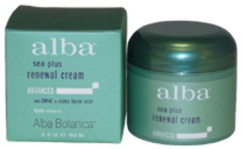 Alba Botanica - Sea Plus Renewal Night Cream  1 pcs sku# 189