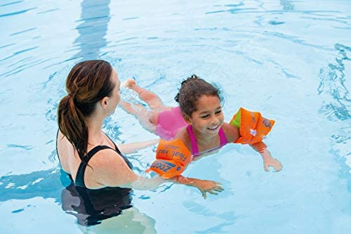 CHILDRENS ARM BANDS 6-12 KIDS SWIMMING ARMBANDS