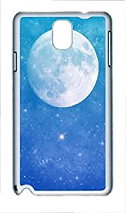Fashion Style With Digital Art - The Night Sky Skid PC Back Cover Case for Samsung Galaxy Note 3 N9000