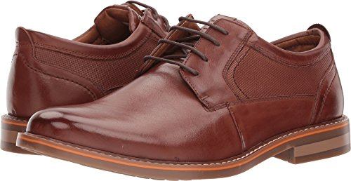 Steve Madden Mens Oakes Oxford Cognac Leather ZVgEIukrWk