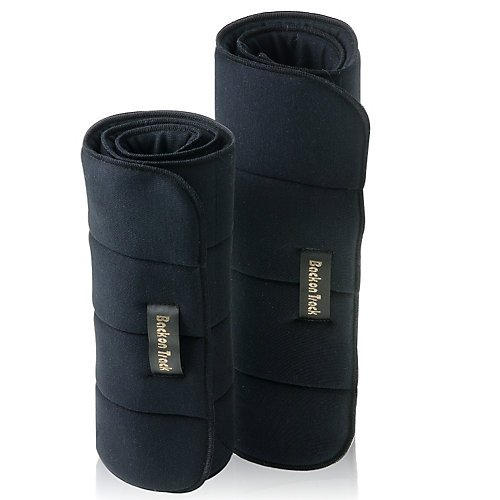 Back on Track Therapeutic No Bow Leg Wraps 12 Inch