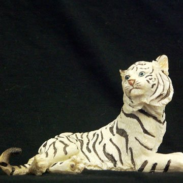 White Tiger Collectible