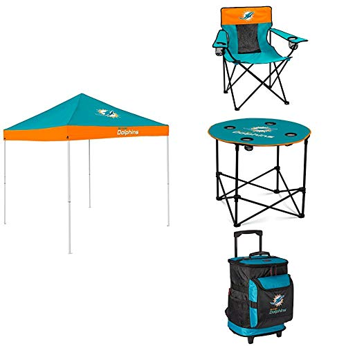 Miami Dolphins Total Tailgate Package