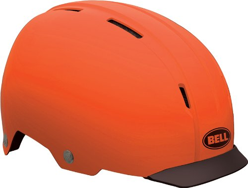 Bell 2014 Intersect Cycling Helmet Matte Burnt Orange – L