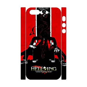 iphone 5 5s Cell Phone Case 3D Hellsing 024 Present pp001-9485412