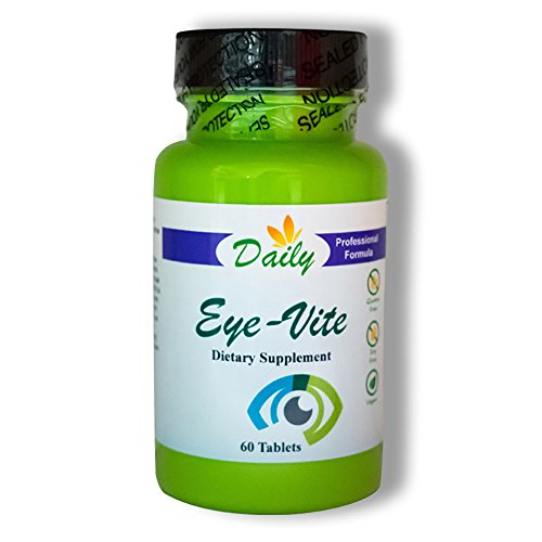 Daily Manufacturing Eye-Vite 60 Tablets