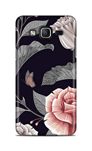 Shengshou Mobile Back Cover for Samsung Galaxy On5, On5 Pro 2016 Pattern ABC98M37264