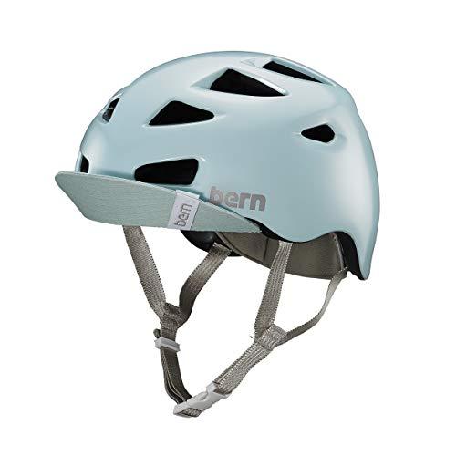 BERN - Melrose Helmet, Satin Seaglass w/ Flip Visor, ()
