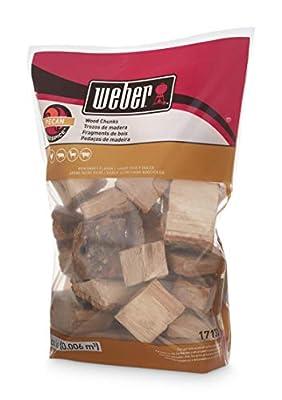 Weber Apple Wood Chunks from Weber