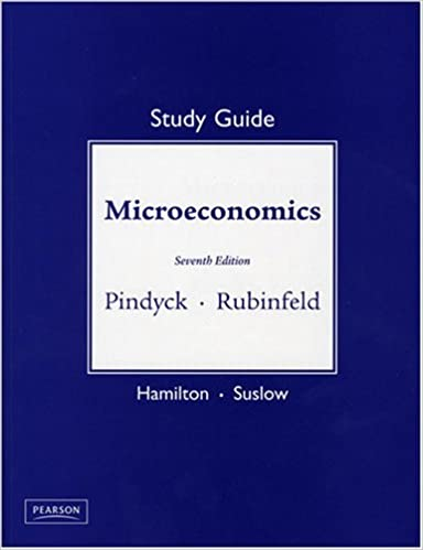 Study guide for microeconomics jonathan hamilton valerie y suslow study guide for microeconomics 7th edition fandeluxe Images