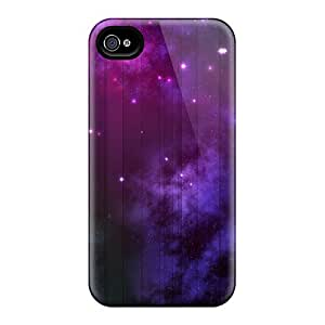 Durable Defender Cases For Iphone 6plus Tpu Covers(sci Fi Space)