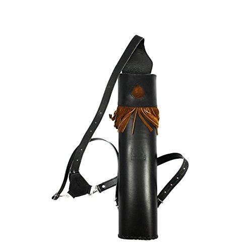 elToro R/ückenk/öcher mit aufgesetzter Tasche