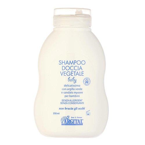 argital-baby-vegetal-shower-shampoo-with-green-clay-and-mysore-sandalwood-250ml