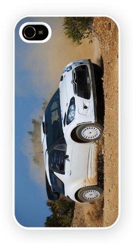 Citroen DS3 WRC, iPhone 4 4S, Etui de téléphone mobile - encre brillant impression