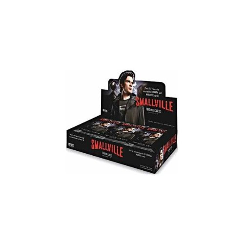 Smallville Seasons 7-10 Trading Cards Booster Pack