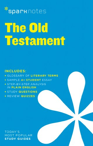 Old Testament SparkNotes Literature Guide (SparkNotes Literature Guide Series)