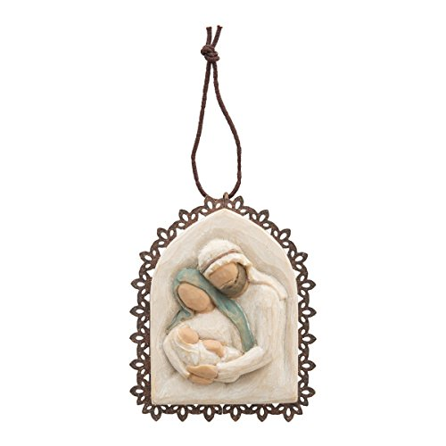 Holy Family Christmas Ornament - 1