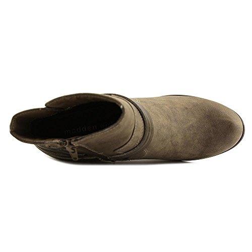 Madden Girl Womens Denice Ankle Boot (11M, Stone)