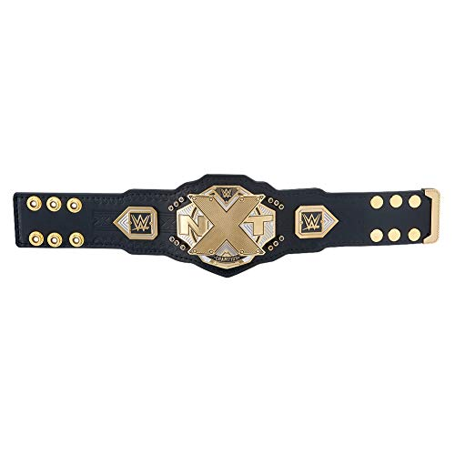 WWE Authentic Wear NXT Championship 2018 Mini Replica Title Belt