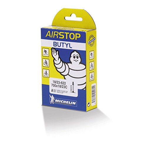 Michelin Airstop Mountain Tube - 26X1.6/2.1 SCHRADER VALVE