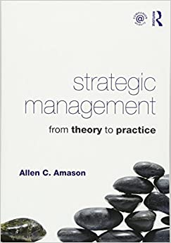Book Strategic Management: From Theory to Practice
