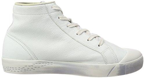 Alto Softinos Collo Kip448sof Sneaker a Bianco Smooth Donna r8TF8nXx