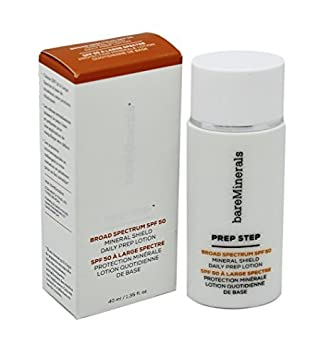 bareMinerals Prep Step Mineral Shield Daily Lotion, 1.35 Fluid Ounce