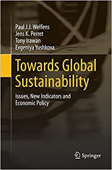 Book Towards Global Sustainability: Issues, New Indicators and Economic Policy