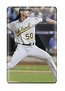 Sung Jo Hartsock's Shop oakland athletics MLB Sports & Colleges best iPad Mini cases 8949061I673282526