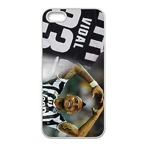 iPhone 5,5S Phone Case Arturo Vidal F6445522