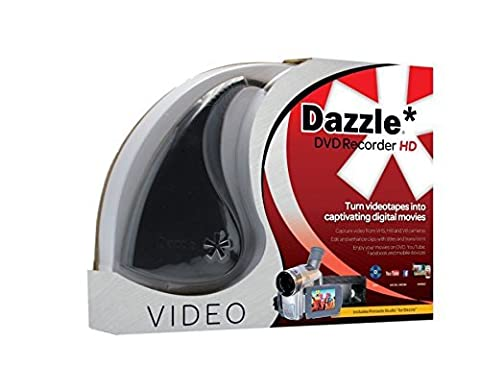 Corel(R) Dazzle DVD Recorder HD, Traditional Disc (Dazzle For Xbox)