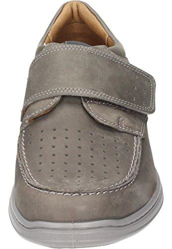 Comfortabel Mens-slipper Grey 630667-9 Smoke / Ocean