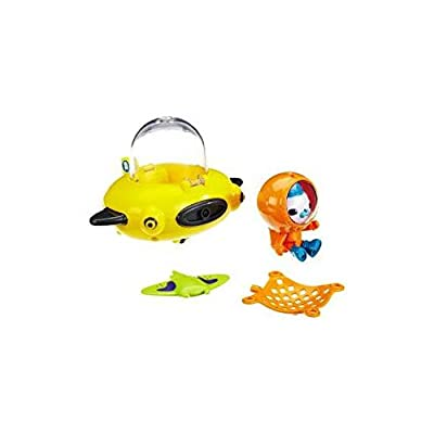 Fisher-Price Octonauts Gup D Playset: Toys & Games