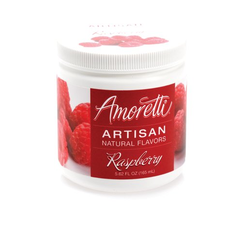Raspberry Artisan Flavor By Amoretti (pack of 1)