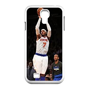 Custom High Quality WUCHAOGUI Phone case Carmelo anthony - New York Nicks Protective Case For SamSung Galaxy S4 Case - Case-10