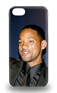 Awesome Will Smith American Male Mr July Fresh Prince The Pursuit Of Happiness Flip 3D PC Case With Fashion Design For SamSung Galaxy S4 Phone Case Cover ( Custom Picture For SamSung Galaxy S4 Phone Case Cover ) Kimberly Kurzendoerfer
