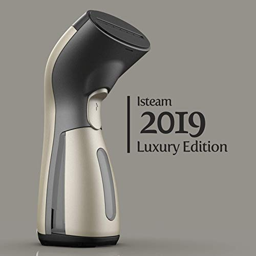 Luxury Edition Steamer Technology [2019] 8-in-1 Powerful Multi Use: Clothes Wrinkle Remover- Clean- Sterilize- Sanitize- Refresh- Treat- Defrost. for Garment/Home/Kitchen/Bathroom/Car/Face/Travel