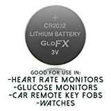 Thermometer Battery CR2032 – 2 Pack - Long Life