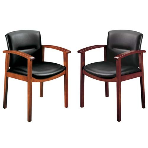 HON5003NEE11 - HON 5000 Series Park Avenue Collection Guest (Hon Wood Guest Chairs)