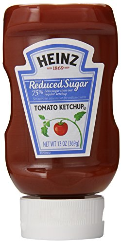Heinz Tomato Ketchup Reduced Sugar product image