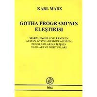 GOTHA PROGRAMININ ELEŞTİRİSİ