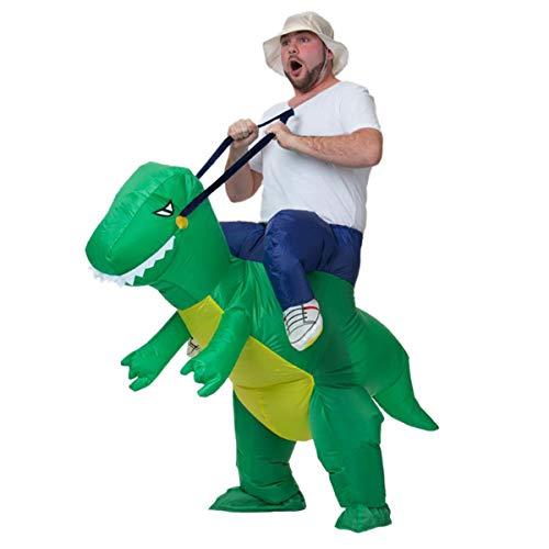 Fancy Adult Child Inflatable Alien Dinosaur Grim Reaper